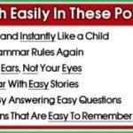 Kural 03 Önce Dinleyin İngilizce Öğrenin