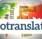 protranslate İngilizce çeviri